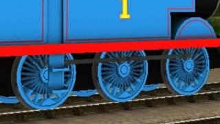 getlinkyoutube.com-Diesel 10 VS Thomas The Tank Engine 2010
