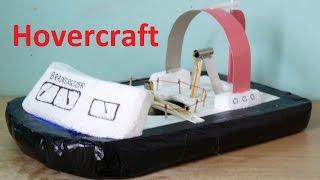 getlinkyoutube.com-How to make a mini hovercraft at home