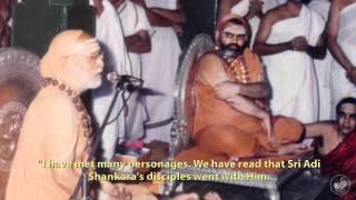 The Jagadguru Shankaracharya of Sringeri (Full Film)