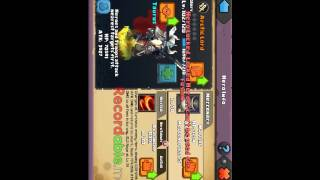 getlinkyoutube.com-Clash of lords 2 salvaging artic Lord  talent bead