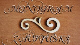getlinkyoutube.com-Дизайн ногтей  Вензеля или Завитки