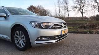 getlinkyoutube.com-Volkswagen Passat Variant 1.4 TSI ACT Walkaround