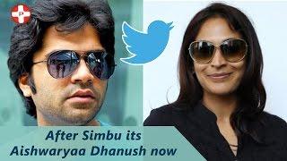 getlinkyoutube.com-After Simbu its Aishwaryaa Dhanush now | Social Media | Beep Song | Twitter | Facebook