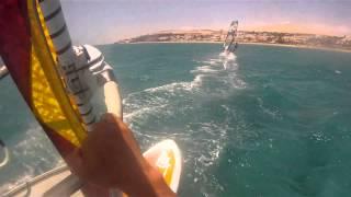 getlinkyoutube.com-Windsurf Costa Calma Fuerteventura 2014 Movie 73