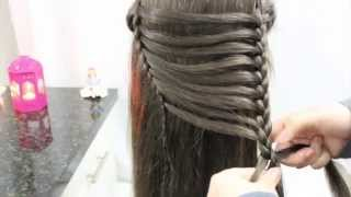 getlinkyoutube.com-أسهل تسريحة شعر للمناسبات