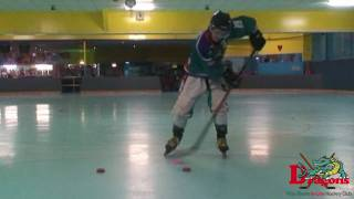 Puck Handling | Learn Inline Hockey