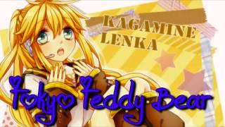 getlinkyoutube.com-Lenka [POWER ft. SERIOUS] - Tokyo Teddy Bear + VSQX DL