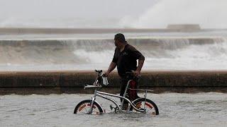 Cuba amanece después del huracán Irma