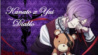 getlinkyoutube.com-Kanato x Yui amv - Diablo~