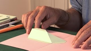 Pop-Up Tutorial 29 - Asymmetric V-fold - Part 2