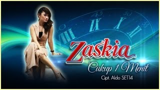getlinkyoutube.com-Zaskia - Cukup 1 Menit - Video Lirik Karaoke Musik Dangdut Terbaru - NSTV