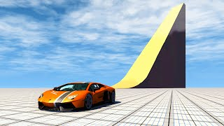 HIGHEST RAMP IN THE WORLD! (BeamNG.drive #13)