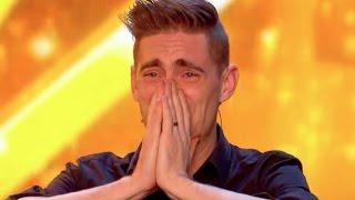 Hilarious Comedian, Magician Matt Gets GOLDEN BUZZER | Week 5 | Britain's Got Talent 2017