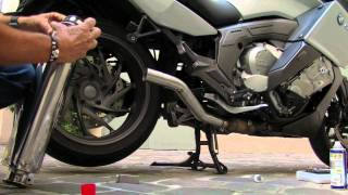 getlinkyoutube.com-Pots GPR pour BMW K1600 GT
