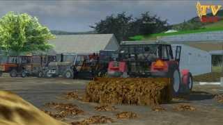 getlinkyoutube.com-Farming Simulator 2013 Multiplayer Dzień z Pracy Rolnika - 2014 - Polskie Maszyny