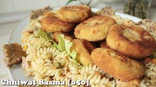 getlinkyoutube.com-Chhiwat Basma [050] -  Pommes de terre farcies et Salade de macaroni بطاطس محشية وسلطة المكرونة