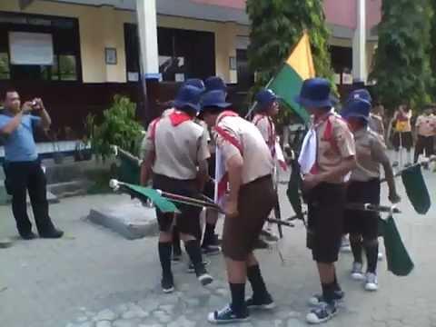 Yelyel Regu Garuda SMP Negeri 5 Tangerang (GASTERIX)