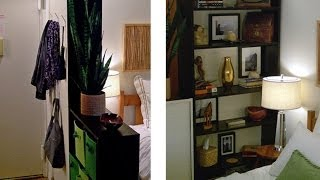 getlinkyoutube.com-How to create an entryway using Ikea Billy bookcases - Season 1 - Ep 1