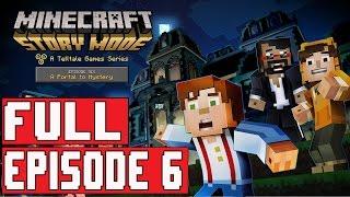 getlinkyoutube.com-Minecraft Story Mode Episode 6 Gameplay Walkthrough Part 1 FULL EPISODE / FULL GAME