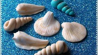 getlinkyoutube.com-Como hacer caracoles de fondant (pasta laminada) fáciles y sin molde