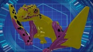 getlinkyoutube.com-LEGO Jurassic World - Dimorphodon Unlock Location + Gameplay (Skeleton & Custom Dinosaur)