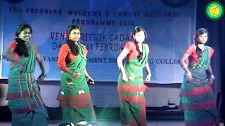 getlinkyoutube.com-seswa at kgec 2015    disc -6 -xi    gudur gudur taram    santali culturel rogramme    birmali