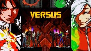 getlinkyoutube.com-Kyo Team VS. Ash Team