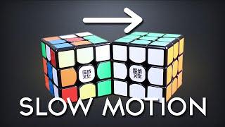 getlinkyoutube.com-CFOP: Slow Motion Example Solves