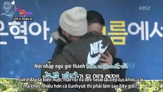 getlinkyoutube.com-[JHH][Vietsub] Donghae Eunhyuk nhập ngũ