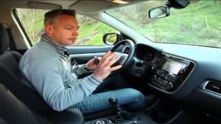 getlinkyoutube.com-Subaru Forester vs Mitsubishi Outlander vs Suzuki Grand Vitara full test - Auto&Fuoristrada