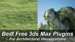 getlinkyoutube.com-3ds max Plugins 3 - ATiles, A Roof Tiling Plugin (Free)