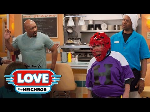 Mama Hattie to the Rescue! | Tyler Perry's Love Thy Neighbor | Oprah Winfrey Network