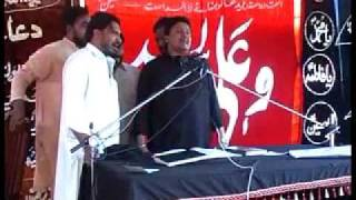 getlinkyoutube.com-Zakir Ghulam Abbas Ratan on 25 Rajab at (Gharera)part 2/3 (2011)jalsa Ch Qamar Zaman