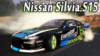 getlinkyoutube.com-NFS Pro Street - Nissan Silvia S15 [Drift Car]