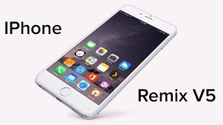 getlinkyoutube.com-IPhone Ringtone Remix V5