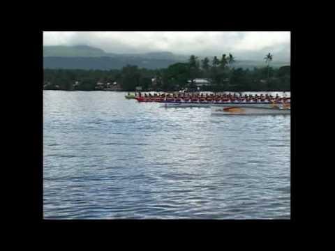 2010 Independence Day Fautasi Race in Upolu 1/6