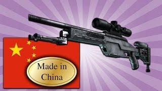 getlinkyoutube.com-How to use the AWP: Made in China