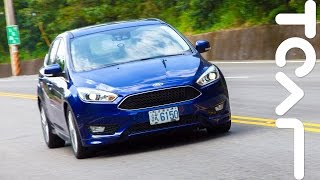 getlinkyoutube.com-Ford Focus 1.5L Ecoboost 新車試駕 - TCAR