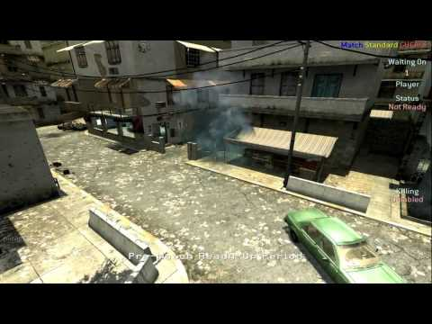 CoD4 Basic Promod Tutorial - Strike (PC)