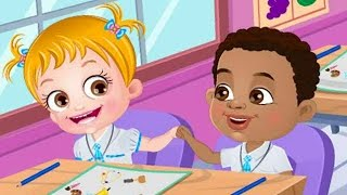 getlinkyoutube.com-Baby Hazel Game Movie - Baby Hazel Friendship Day - Dora the Explorer