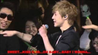 getlinkyoutube.com-(HD) ★SS501★ KIM HYUN JOONG (Eng Sub) KISS KISS ♥*¨*♪ JAPAN 2011