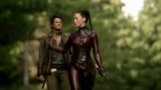 Legend of the Seeker / Kahlan Amnell as a Mord'Sith