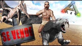 getlinkyoutube.com-NUESTRA TIENDA DE ANIMALES!! :D - ARK MAPACHES DEL CARIBE #7 - NexxuzWorld