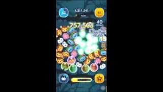 getlinkyoutube.com-Tsum Tsum Maleficent 10million+ high score tips.