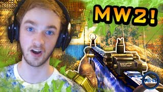 "getlinkyoutube.com-""OLD SCHOOL!"" - Call of Duty: MW2 - LIVE w/ Ali-A!"