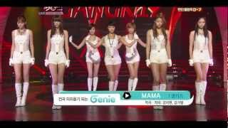 getlinkyoutube.com-갱키즈(Gangkiz) - 마마(MAMA). 2012/07/20
