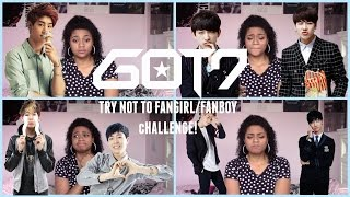 getlinkyoutube.com-Try Not To Fangirl Challenge: GOT7 Edition