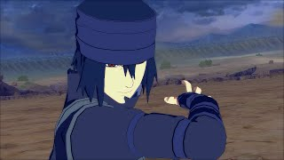 getlinkyoutube.com-Space Time Ninjutsu Sasuke the Last - Naruto Ultimate Ninja Storm 4 PC Moveset Mod Gameplay