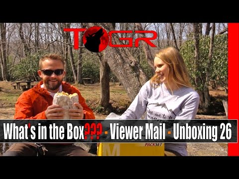 What's in the Box??? - Viewer Mail - Unboxing 26