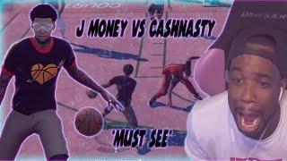 getlinkyoutube.com-NBA 2K16 MyPARK  J Money v Cash Nasty!   Ankles on Life Support!
